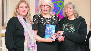 Longford poet Mary Melvin Geoghegan launches fifth book of poetry at Backstage Theatre