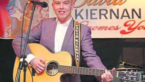 Ballinamuck musician David Kiernan launches debut album 'For the Love of a Song'