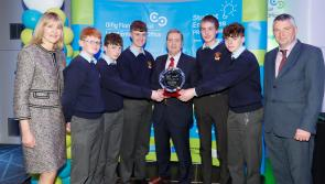 Longford students make it look 'Reel Easy' with success at Student Enterprise National Final in Croke Park