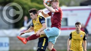 Sam Verdon scores the only goal as Longford Town overcome Cobh Ramblers