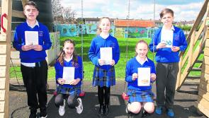 Granard children creating history with 'Granapedia'