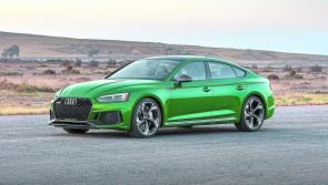 Lifting the lid on the all new Audi RS 5 Sportback: Stirring design, usability and superior performance