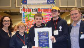Five Longford projects at Aldi Foróige Youth Awards