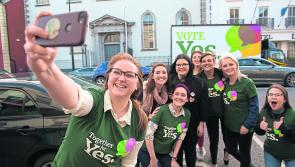 'Longford Together for Yes' launches referendum campaign