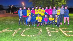 Huge crowds turn out for Darkness into Light walk in Longford
