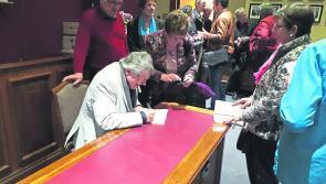 North Longford poet lifts lid on eighth poetry collection in Cavan