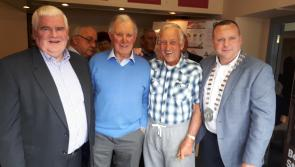Pictures:  North Longford community out in force to officially open Drumlish Ballinamuck Men's Shed