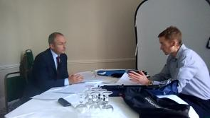 VIDEO: 'Longford has been neglected for far too long,' says Fianna Fáil leader Micheál Martin