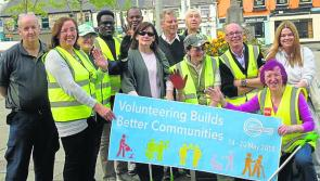 Extending the hand of friendship through volunteering in Co Longford