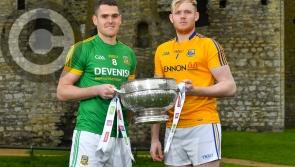 Longford and Meath clash in the Leinster Senior Football Championship