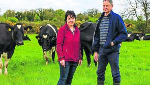 Longford farmer recognised for dairy farming excellence