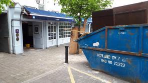 Brogan's Blue Door pub closed to Dublin's Blue Army in Portlaoise