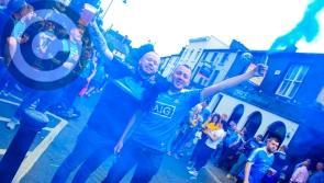 Dublin GAA stars en route to Laois for grand opening of Lilly's in Portlaoise