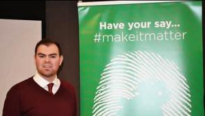 Ian Molloy urges people to apply for HSE National Lottery funding