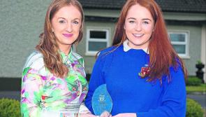 Celebrating students achievements at Ardscoil Phadraig in Granard