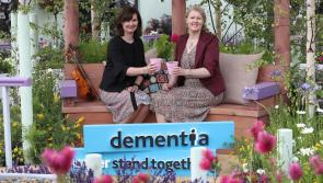 Longford nurse attends launch of dementia-friendly garden at Bord Bia's Bloom