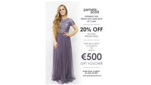 New Pamela Scott store opens in Longford on Friday