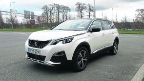 Longford Leader Motoring:  Peugeot strikes it rich at the double as the dashing 5008 is big hit