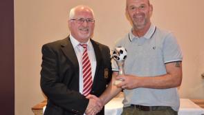 Delap takes top honour at Ulster Senior League Awards Night