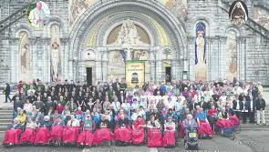 50th Ardagh & Clonmacnois Diocesan Pilgrimage to Lourdes