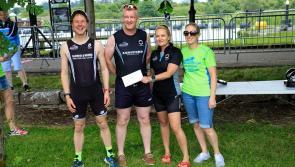 149 triathletes take part in Longford Triathlon Club's 4th annual 'Tarmonator' in Tarmonbarry