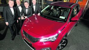 Longford Leader Motoring:  Peugeot 3008 SUV is Irish Car of the Year