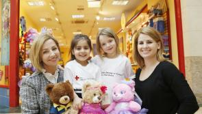 Four year old Syrian girl inspires charity partnership