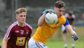 Longford exit U-20 Championship as they slump to third consecutive defeat against neighbours Westmeath