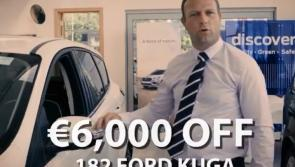 Watch | 182 offers are unbeatable at Colton Motors Mullingar