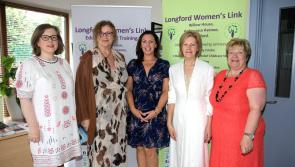 Retail Skills Graduation at Longford Women's Link