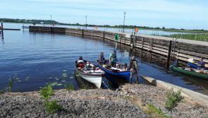 Local angling festival kicks off in Lanesboro/Ballyleague