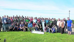Large crowds turn out in Lanesboro for Lough Ree Pike Classic
