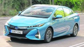New Toyota Prius PHEV  ticks every box