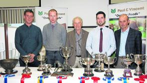 Top of the  class at Longford Show & Country Fair launch
