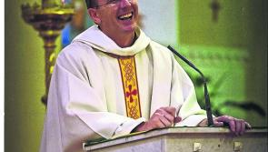 Former Longford Parish Priest, Fr Brendan O'Sullivan celebrates silver jubilee