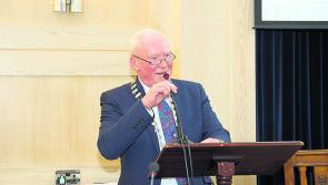 New Cathaoirleach of Longford Co Council, Luie McEntire reels in the years