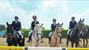 Magical Mosstown - Longford club captures prestigious show jumping title