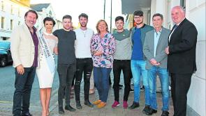 Brave Giant to headline Longford Festival