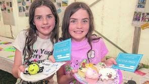 Crowds flock to sun kissed Co Longford Show
