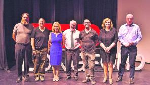 TEDx Longford goes down a storm at Backstage Theatre