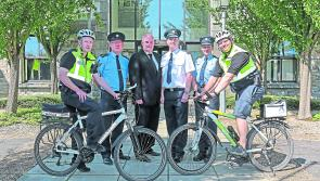 Longford Summer Festival to witness first outing of Garda mountain bike unit
