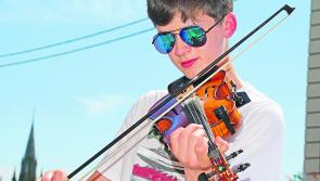 GALLERY: Feast of music at Midlands Busking Festival in sunny Edgeworthstown