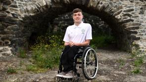 Longford's Patrick Flanagan will represent Team Ireland at European Para SwimmingChampionships in Dublin