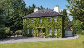 Stunning Longford manor style country residence can be yours for €795,000