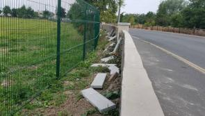 St Mel's College in Longford town suffers at the hands of vandals
