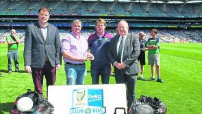 Leinster GAA Beko 'Club Bua' award for St Vincent's