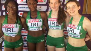 Longford athlete Yemi Talabi upbeat following debut performance on international stage