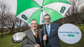 Specsavers continue partnership with National Council for the Blind of Ireland with sponsorship of the HolmPatrick Cup