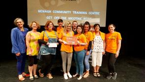 Community Group  takes prize home to Tipperary from Irish Cancer Society X-HALE Youth Awards