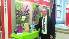 Longford man's plant pot design scoops award
